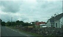 N0831 : Houses on the Clonmacnoise Road at Clonaderig by Eric Jones