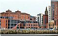 J3475 : CQ1, City Quays site, Belfast - January 2014(1) by Albert Bridge