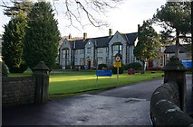 SK2169 : Newholme Hospital, Main Building, Bakewell by Peter Barr