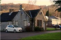 SK2169 : Newholme Hospital, former porters' lodge by Peter Barr