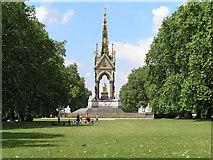 TQ2679 : Albert Memorial by Richard Cooke