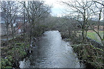 NS6113 : Afton Water, New Cumnock by Billy McCrorie