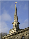 ST7565 : St Swithin's spire by Neil Owen