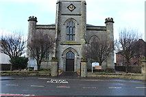 NS6113 : Church, New Cumnock by Billy McCrorie