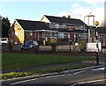 ST1378 : Fairwater RFC clubhouse, Cardiff by Jaggery