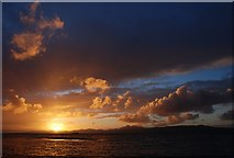 NR6880 : Sunset over Islay by Patrick Mackie