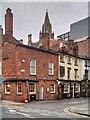 SJ8398 : Kennedy Street, The Waterhouse by David Dixon