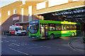 SK3447 : Belper Bus Garage by Stephen McKay