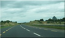 N4040 : View north along the N52 at Rathnure by Eric Jones