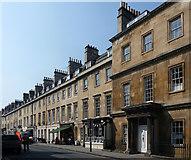 ST7465 : 24-36 Brock Street, Bath by Stephen Richards