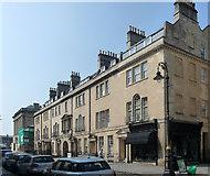 ST7465 : 19-23 Brock Street, Bath by Stephen Richards
