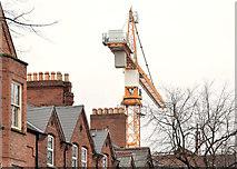 J3373 : Nos 53-57 Botanic Avenue, Belfast - 2014 (2) by Albert Bridge