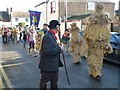 TL2697 : Head of the parade - Whittlesea Straw Bear Festival 2014 by Richard Humphrey
