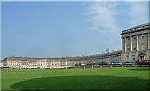 ST7465 : Royal Crescent, Bath (1) by Stephen Richards