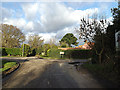 TM2242 : Straight Road, Foxhall by Geographer