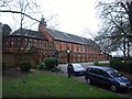 TQ7669 : St. George's, Chatham Dockyard by Chris Whippet