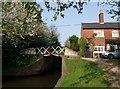 SP1771 : Bridge 32, Lapworth Locks by Christopher Hall