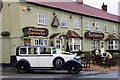 SE3765 : The Crown Inn, Roecliffe by Joy Newbould