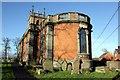 SJ4146 : St. Deiniol's Church, Worthenbury by Jeff Buck