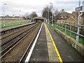 TQ9066 : Kemsley railway station, Kent by Nigel Thompson