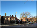 TQ4377 : Former Woolwich Military academy, east side by Stephen Craven