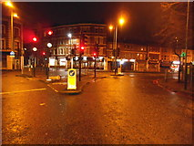 TQ1978 : Chiswick High Road at the junction of Capital Interchange Way by David Howard