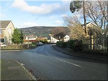 SE0726 : Ashfield Drive - Ovenden Way by Betty Longbottom