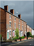SO8171 : Housing in Lion Hill, Stourport-on-Severn, Worcestershire by Roger  Kidd