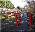 ST2391 : Canal entrance from Darran Road, Risca by Jaggery