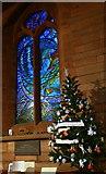 SD1779 : Norman Nicholson Commemorative Window by Andy Deacon