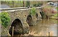 J3269 : Shaw's Bridge, Belfast (January 2014) by Albert Bridge