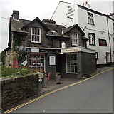 NY3704 : The Giggling Goose Cafe, Ambleside by Jaggery