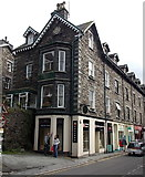 NY3704 : Peter Hill Fine Art Kentmere Gallery in Ambleside by Jaggery