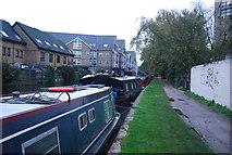 TQ2482 : Grand Union Canal - Paddington Branch by N Chadwick