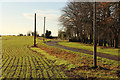 TF0251 : Green Lane by Richard Croft