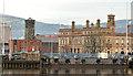 J3474 : CQ2, City Quays site, Belfast - January 2014(1) by Albert Bridge