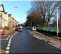 ST3087 : Waterloo Road, Newport by Jaggery