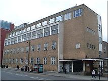 TQ3382 : Shoreditch Telephone Exchange by David Hillas