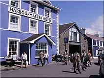 SN4562 : Harbourmaster Hotel by chris whitehouse