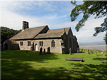 SD4161 : St. Peter's Church , Heysham by Craig Brown