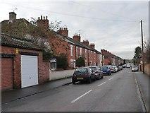 SK8152 : Grove Street, Balderton by Christine Johnstone