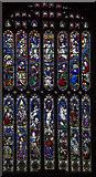 SK7953 : East window, St Mary Magdalene church, Newark by J.Hannan-Briggs
