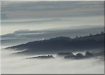 SK2377 : Derwent Valley view from Stanage by Neil Theasby