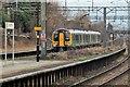 SJ3986 : London Midland Class 350, 350114, West Allerton railway station by El Pollock