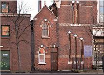 J3373 : Gt Victoria Street Baptist Church, Belfast - January 2014 (3) by Albert Bridge