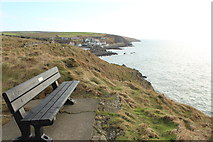 NW9954 : View of Portpatrick by Billy McCrorie