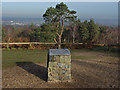 SU9161 : The viewpoint, High Curley by Alan Hunt