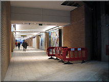 TQ3280 : New passage under London Bridge station by Stephen Craven