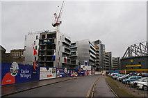 TG2407 : New development on Geoffrey Watling Way by Bill Boaden