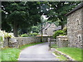 SE2100 : Private Road to Watersmeet, Langsett, near Stocksbridge by Terry Robinson